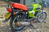 TVS 110CC MAX  - Kenya