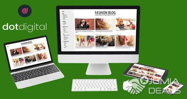 Dotdigitalkenya Website Design In Kenya Nairobi South