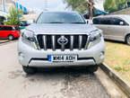 Toyota land cruiser TX 2014 Diesel - Kenya