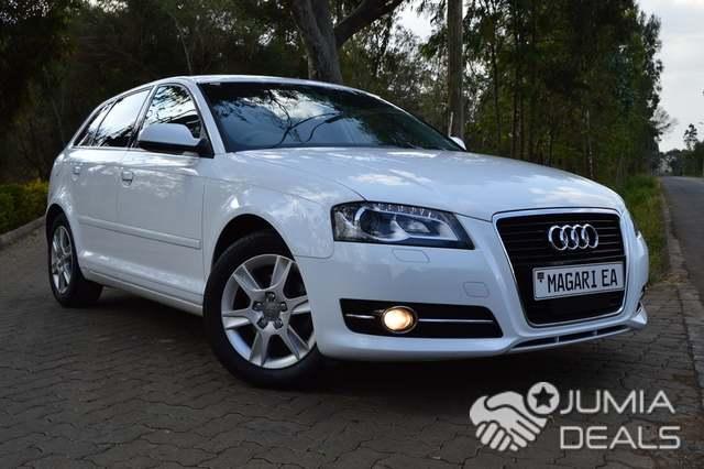 Audi A3 A Vendre >> Audi A3 2012