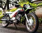 Motorbike - Honda Ace Tuf 125cc - Kenya