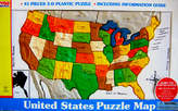 For Sale Quality Toy for Children / United States Puzzle Map - Kenya
