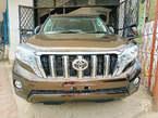 Toyota land cruiser brown 2700cc 2016 Petrol - Kenya