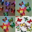 luminous butterfly wall decor - Kenya