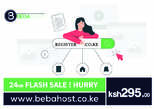 Register .Co.Ke Domain For - Kenya