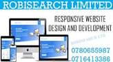 Responsive  Coorporate Website Design & Development - Kenya