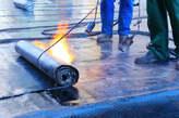 APP membrane installation - Kenya