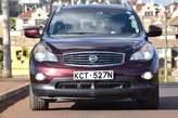 NISSAN SKYLINE CROSSOVER SUV - Kenya