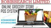 Online Grocery Store POS System - Kenya