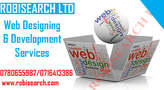Web Designing And Development Services - Kenya