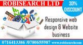 Very Responsive Web Design & Website Business - Kenya