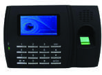 Time and Attendance Biometric Clock - Kenya