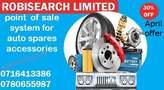 Repair shop Automated POS Software - Kenya
