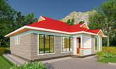 3 bedrooms bungalow in malaa - Kenya
