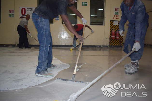 Epoxy Floor Coatings