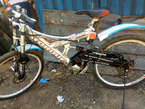 bicycle - Kenya