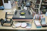 "15""x15"" Heat Press Machine 8 in 1 Combo kit - Kenya"