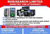 Best Biometric Registration System - Kenya