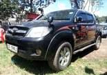 Toyota Hilux 2008 - Kenya