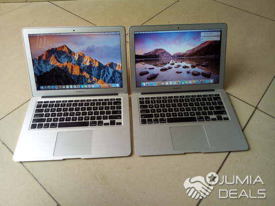Apple macbook air 2015 corei5 RAM 8gb ssd 128gb