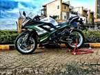 Ninja Sports Bike 350 Xrz  - Kenya
