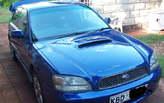 Subaru Legacy 2001 - Kenya