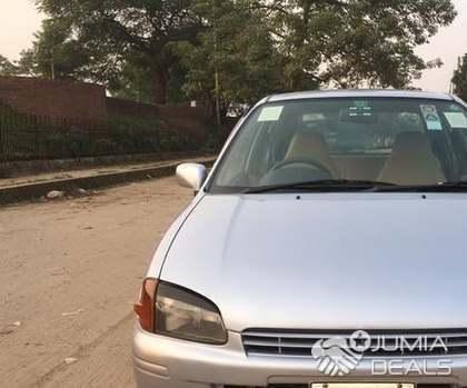 Toyota Starlet 1999 - Kenya