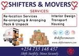 Shifters & Movers - Kenya