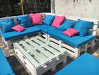 Pallets sofas - Kenya