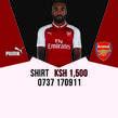 Football Jerseys - Kenya