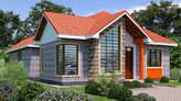 3 bedrooms bungalow on 50 by 100 plot - Kenya