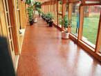 Polyurethane flooring - Kenya