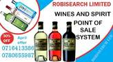 Analytical reports (POS)Software for Wines and Spirit store - Kenya