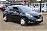 Toyota Vitz - Kenya