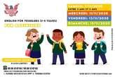 L'anglais Pour Les Enfants Âgés De 4 À 7 Ans. Cours D'anglais Selon La Célèbre Méthode American Communication Center Temara - Maroc