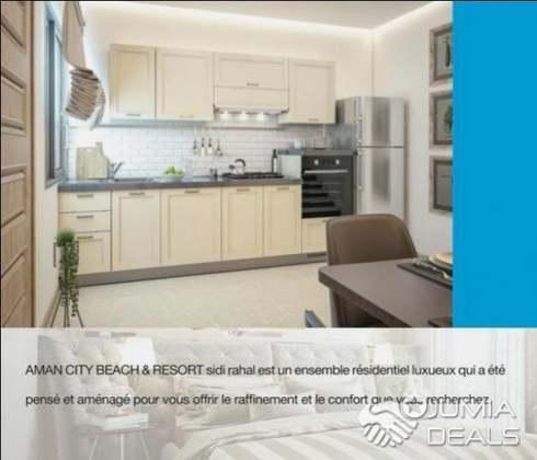 image_0 : villa haut standing à sidi rahal à seulement 1M de DH région Casablanca