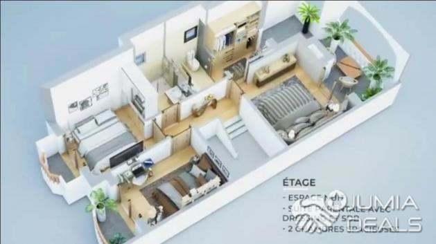 image_4 : villa haut standing à sidi rahal à seulement 1M de DH région Casablanca