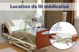 Lit Médicalisé - Maroc