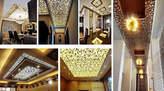 plafonds personnalisables et faciles à installer - Maroc