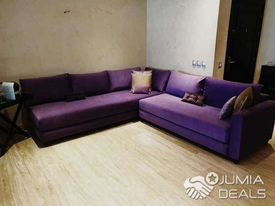 Salon moderne en excellent état   Casablanca   Jumia Deals