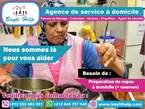 Femmes De Ménage Marocaines, Sénégalaises, Philippins Avec Recommandation.  - Maroc