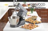 Robot Patissier Kenwood  Kvc3100s 4,6 L 1000 - Maroc