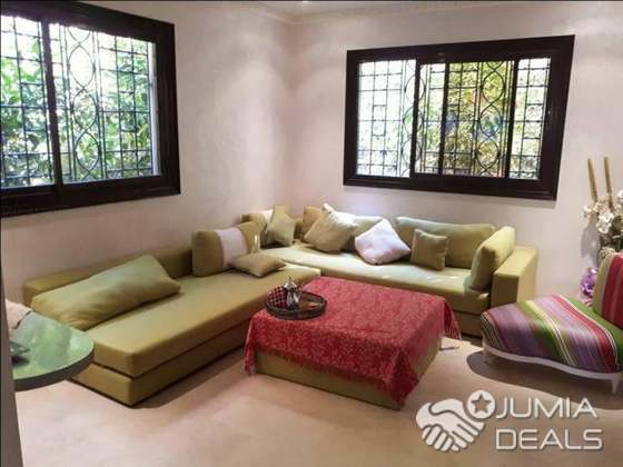 Villa 230 Meublée à Marrakech