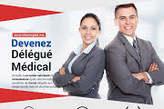 Devenez Délégué Médical - Maroc