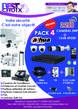 Kit Complet Cameras Surveillance DAHUA 2MP - Maroc