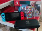 Nintendo switch avec jeux - Maroc