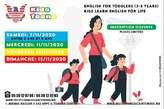 Réservez La Place De Votre Enfant Dans L'une De Nos Sessions Anglais Pour Les Enfants - Maroc