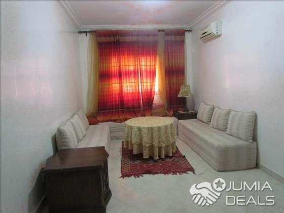 image_0 : Location duplex meublé 3 chambres route de casa région Marrakech