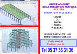 Formation Robot Structural - Maroc