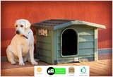Stand pour chiens Bama Pet Bungalow L 110х94х77 cm - Maroc